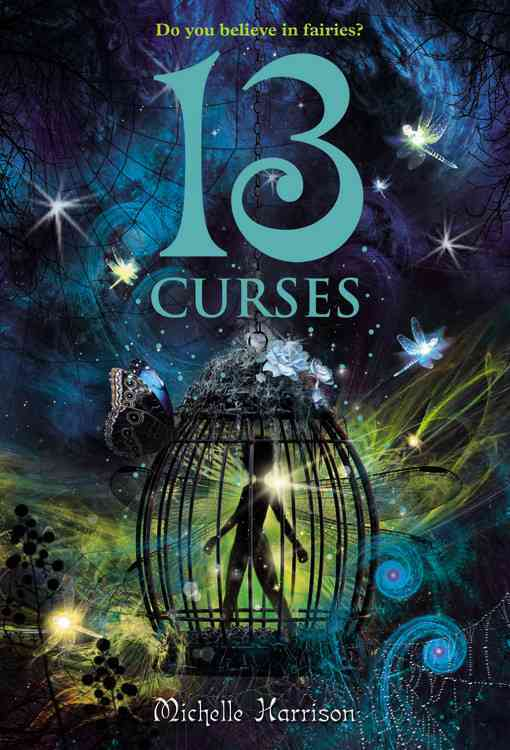 13 Curses By Harrison, Michelle